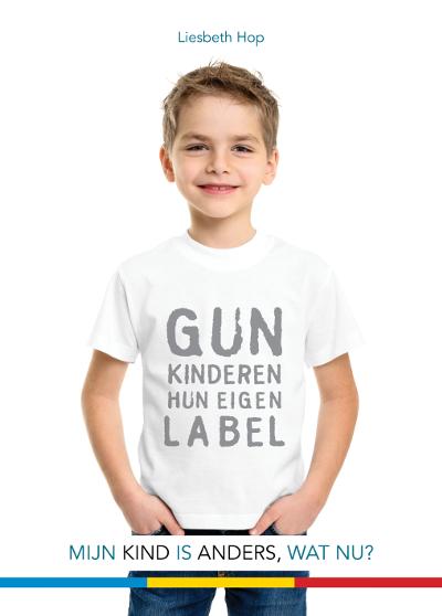 Omslag DEF Gun kinderen hun eigen label400